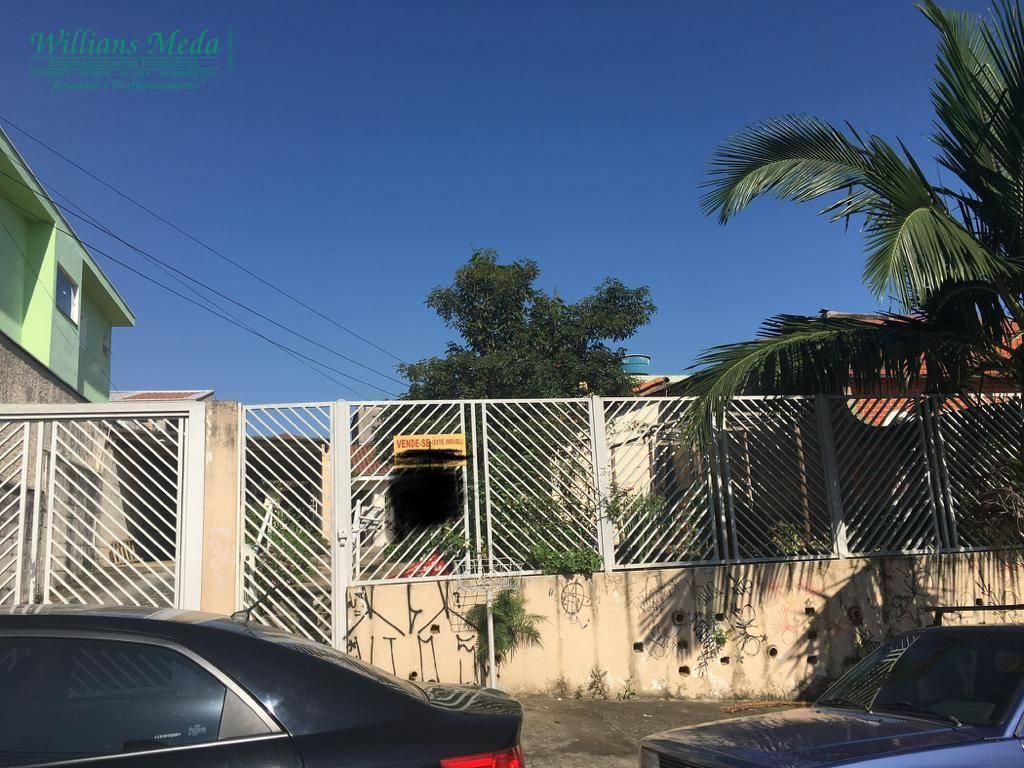 Terreno à venda, 360 m² por R$ 742.000 - Jardim Vila Galvão - Guarulhos/SP