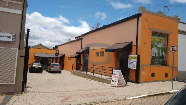 Loja comercial para locação, Sousas, Campinas.