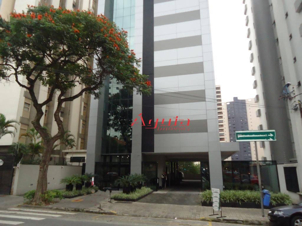 Sala à venda, 38 m² por R$ 248.000 - Vila Bastos - Santo André/SP