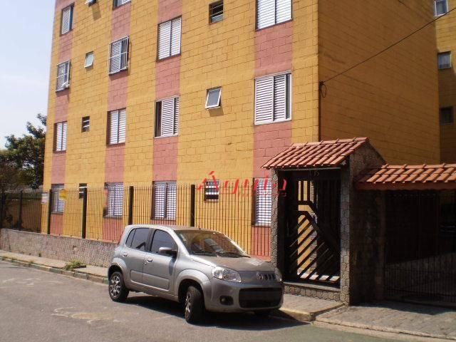 Apartamento Residencial à venda, Conjunto Residencial Planeta, Santo André - AP0080.