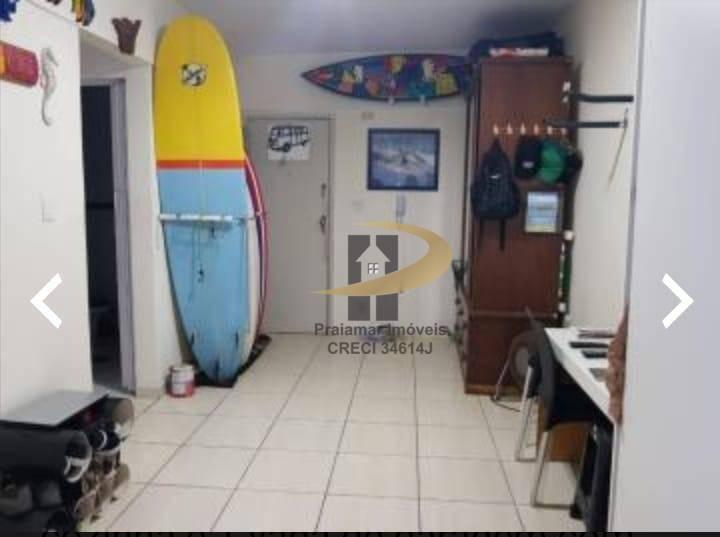 Kitnet com 1 dormitório à venda, 30 m² por R$ 162.000 - Itararé - São Vicente/SP