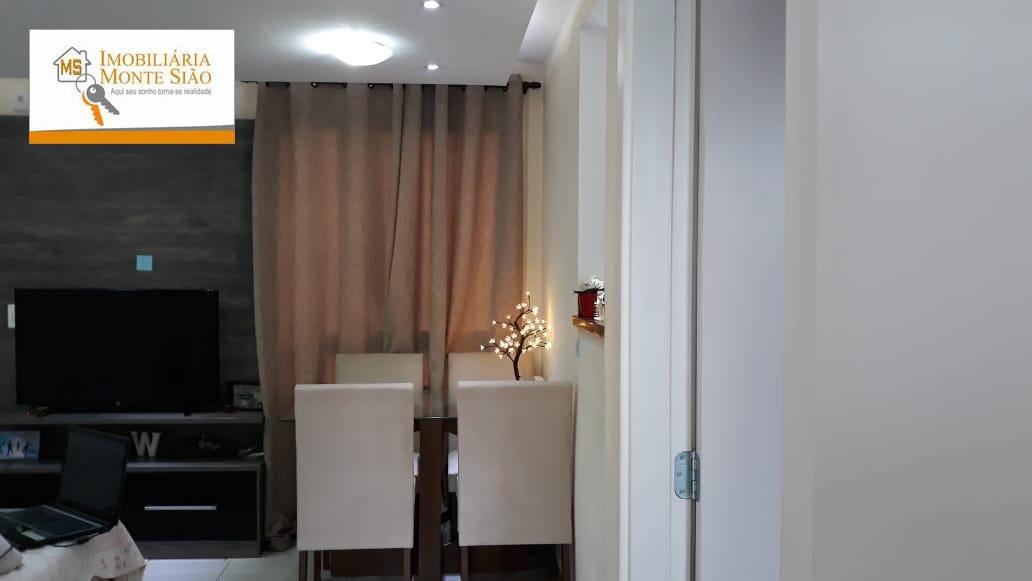Lindo Apartamento Rico em Planejados com 2 dormitórios, 42 m² - Jardim Ansalca - Guarulhos/SP