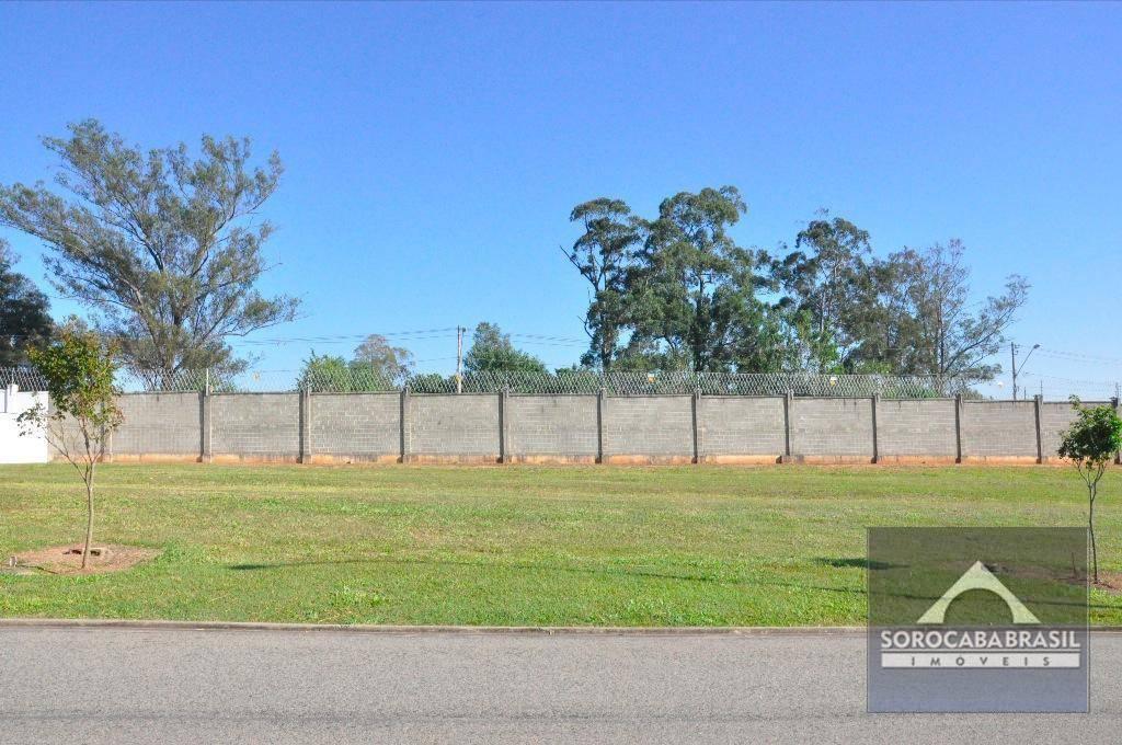 Terreno à venda, 423 m² por R$ 270.000 - Alphaville Nova Esplanada I - Votorantim/SP, próximo ao Shopping Iguatemi.