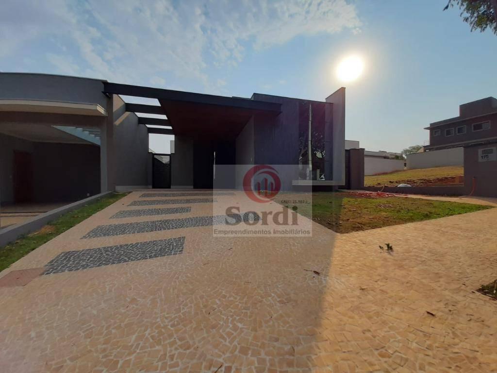 Casa à venda, 129 m² por R$ 780.000,00 - Condomínio Buona Vita Ribeirão - Ribeirão Preto/SP