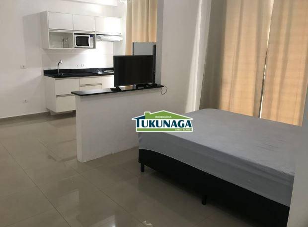 Studio para alugar, 36 m² por R$ 1.300,00/mês - Vila Augusta - Guarulhos/SP