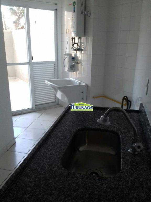 Apartamento com 2 dormitórios para alugar, 63 m² - Vila Endres - Guarulhos/SP