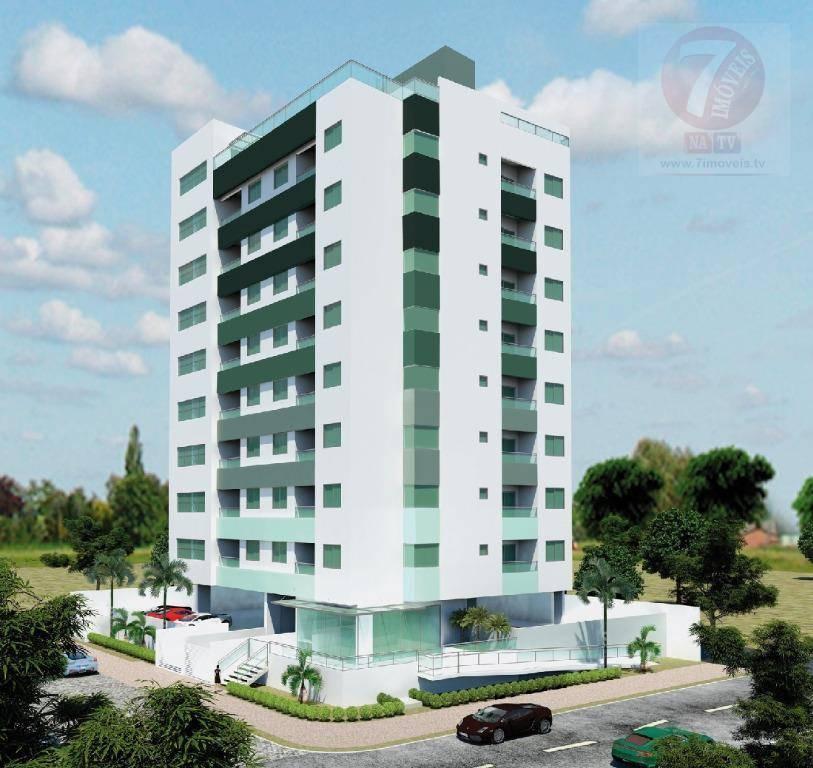 Apartamento residencial à venda, Manaíra, João Pessoa - AP00