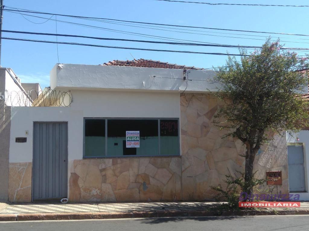 Casa para alugar - Centro - Uberaba/MG