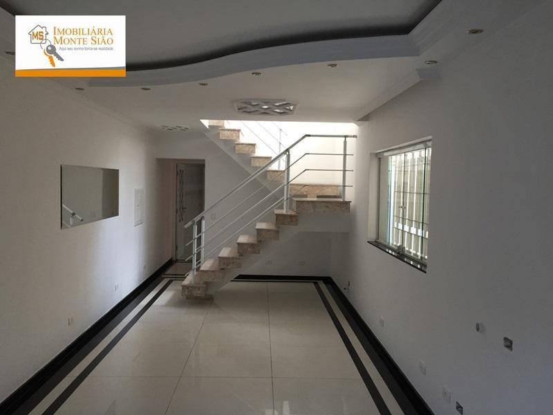 Sobrado com 3 dormitórios, 200 m² - Vila Galvão - Guarulhos/SP
