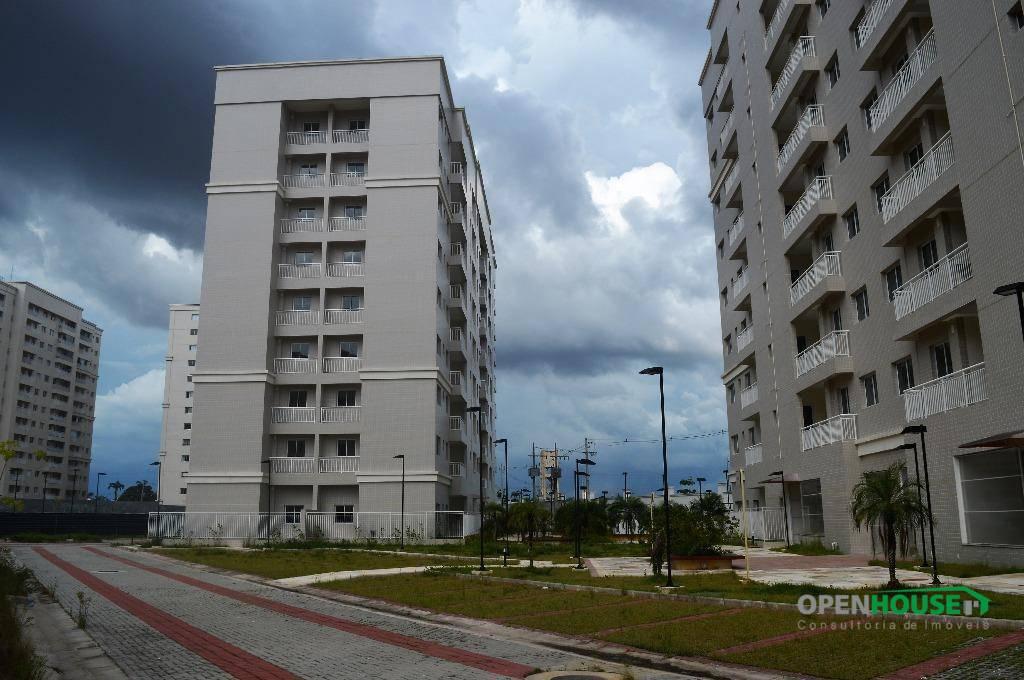 Apartamento com 3 dormitórios à venda, 96 m² por R$ 414.701 - Parque Verde - Belém/PA