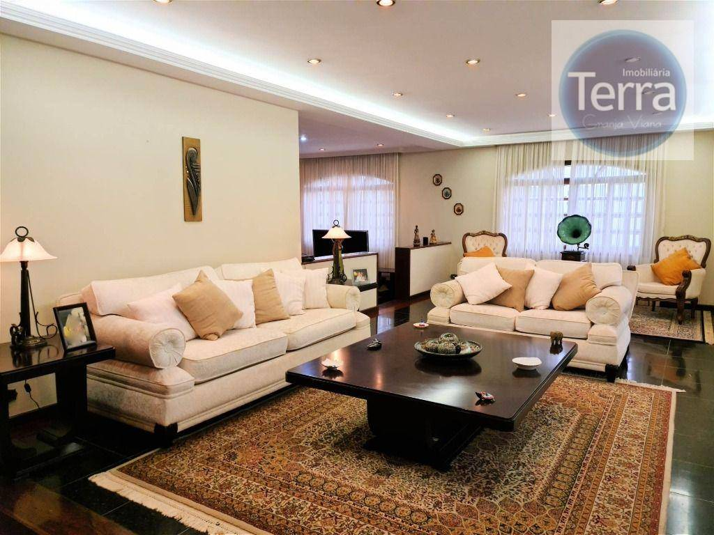Casa com 5 dormitórios à venda, 727 m² por R$ 1.480.000,00 - Parque Dom Henrique - Cotia/SP