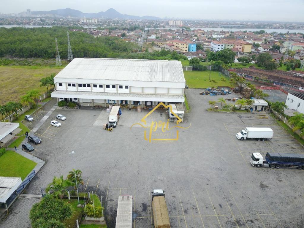 Terreno, 14533 m² - venda por R$ 29.000.000,00 ou aluguel por R$ 180.000,00/mês - Jardim Casqueiro - Cubatão/SP