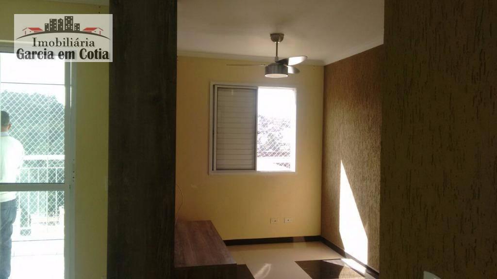 Apartamentos a venda em Cotia - SP, Condomínio Residencial R