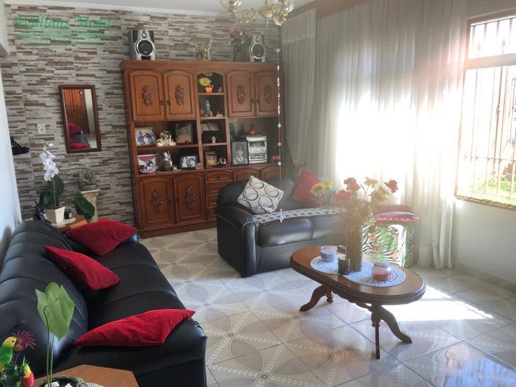 Casa com 3 dormitórios à venda, 178 m² por R$ 790.000 - Jardim Leila - Guarulhos/SP