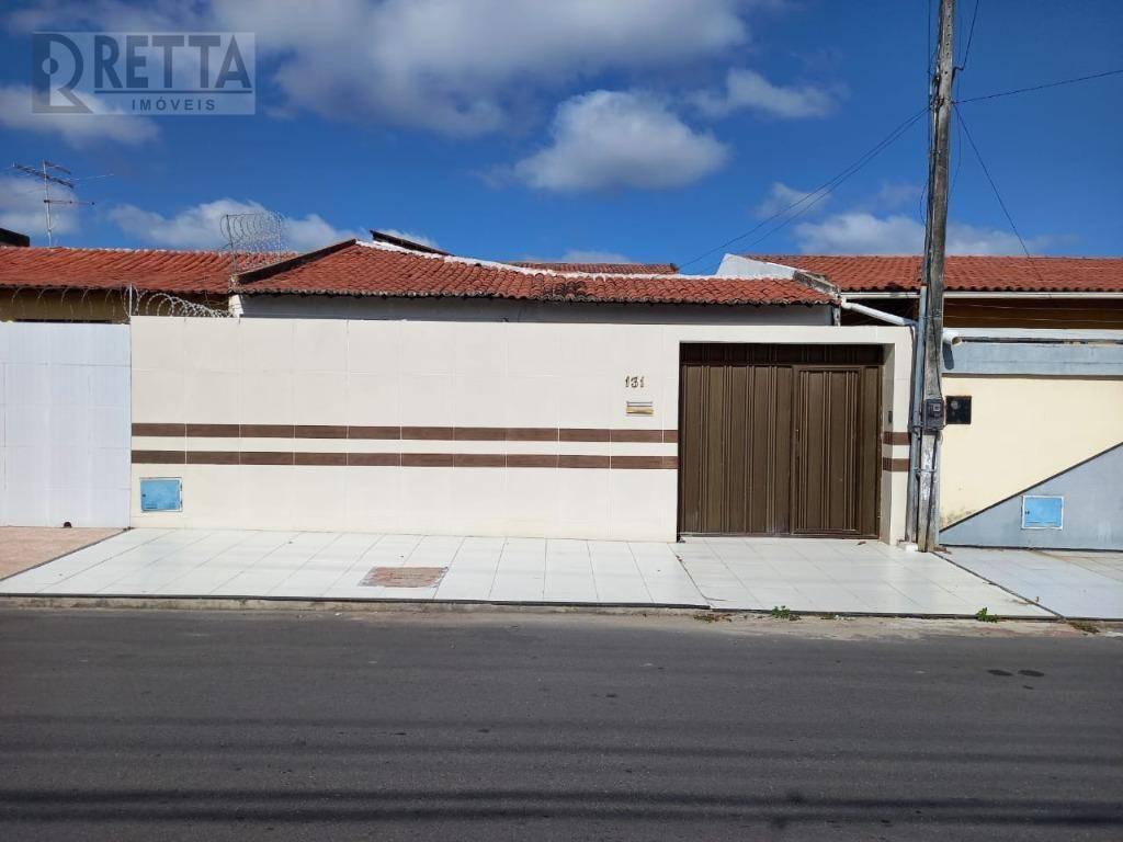 Casa com 4 dormitórios à venda, 155 m² por R$ 500.000 - Parangaba - Fortaleza/CE Ao lado do shopping Parangaba