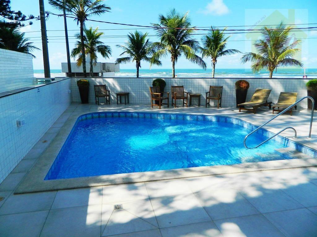 Apartamento à venda, 71 m² por R$ 390.000,00 - Balneário Flórida - Praia Grande/SP