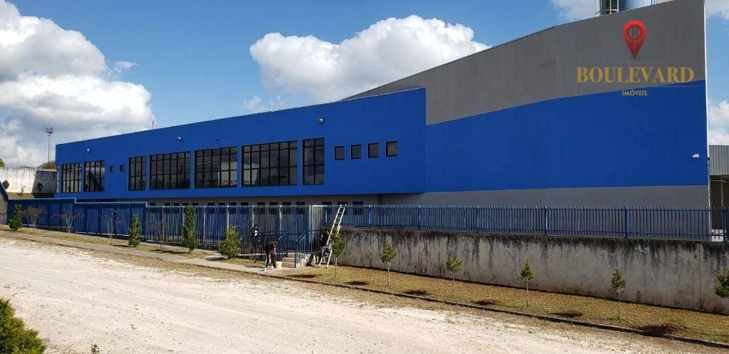 Barracão à venda, 7800 m² por R$ 25.000.000,00 - Campo Largo - Campo Largo/PR