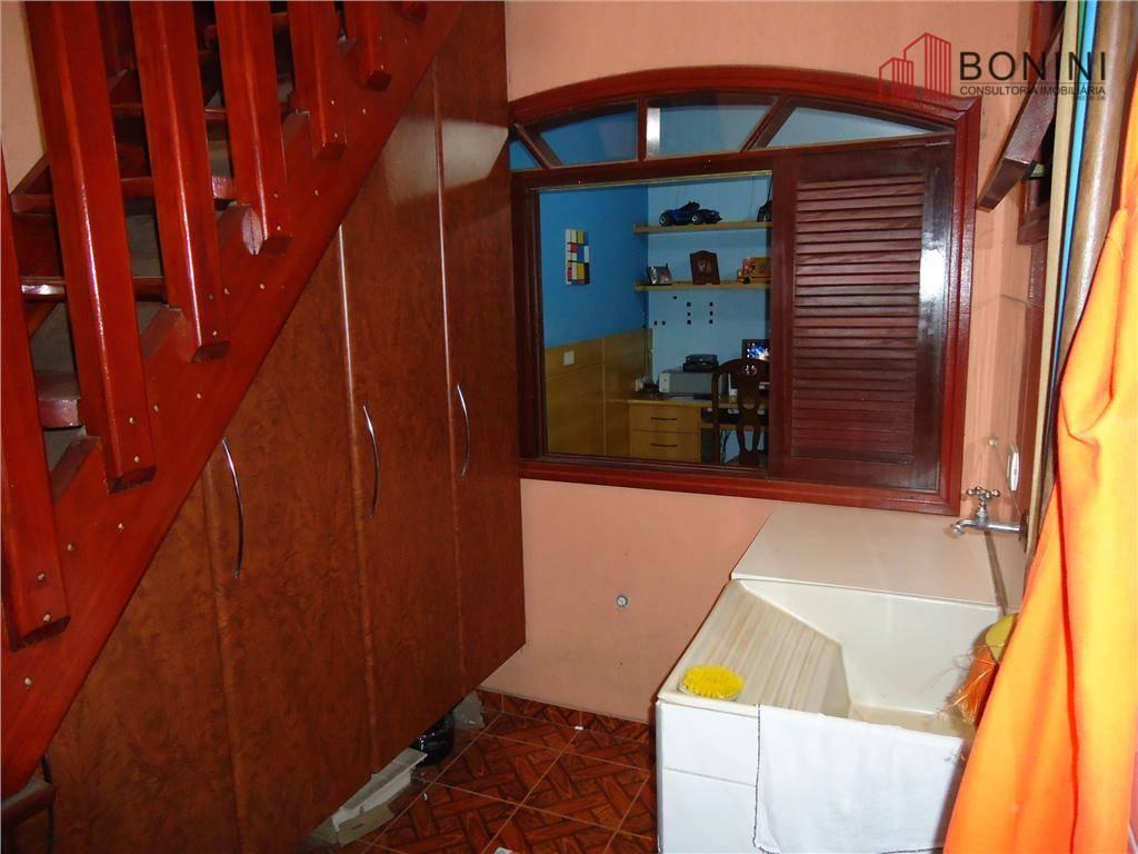 Casa 3 Dorm, Jardim São Domingos, Americana (SO0051) - Foto 10