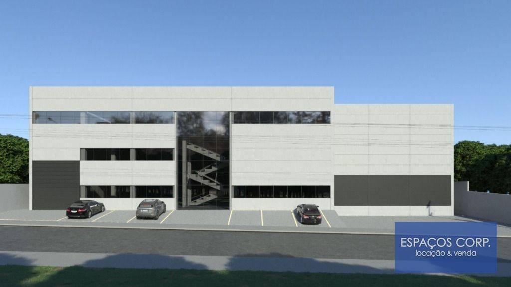 Galpão para alugar, 2.640m² - Américan Park Empresarial NR - Indaiatuba/SP
