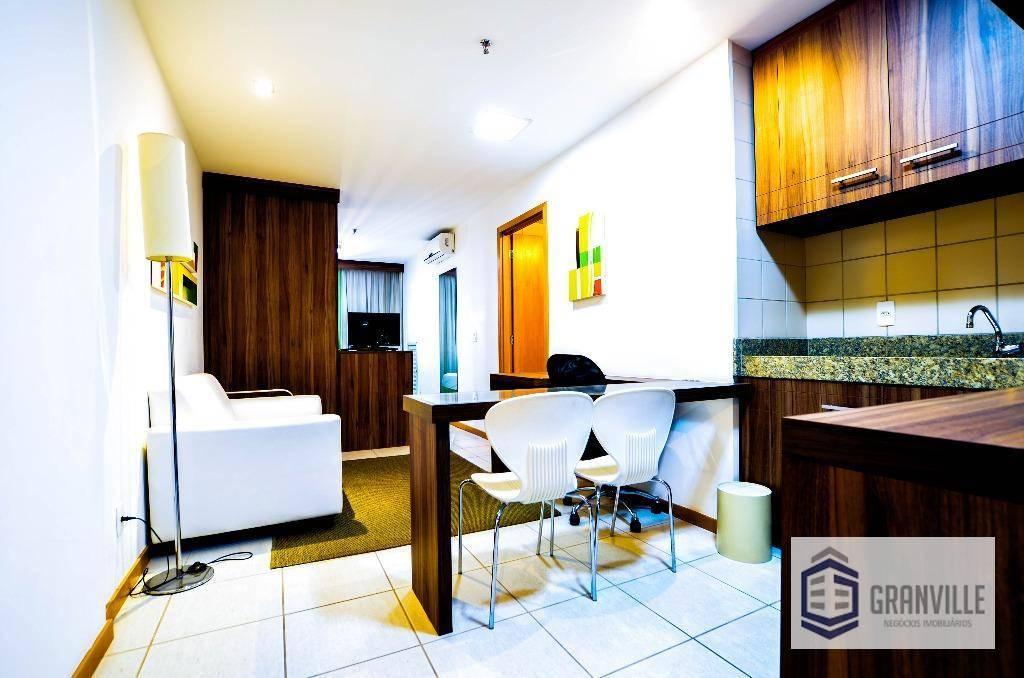 SHN Nobile Suites, Nascente, Mobilia Pool, Aceita FGTS