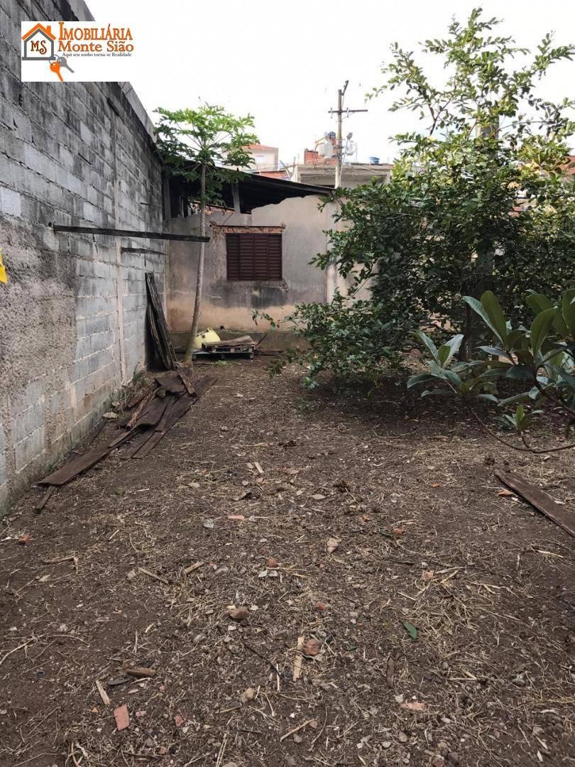 Oportunidade no Jardim Presidente Dutra Terreno à venda, 125 m²  - Jardim Presidente Dutra - Guarulhos/SP