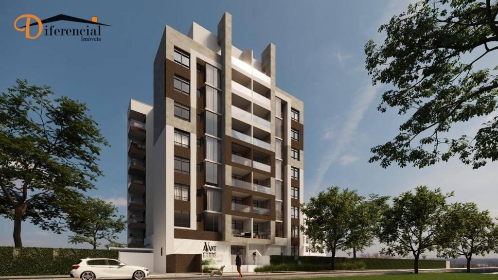 Apartamento Garden à venda, 231 m² por R$ 975.000,00 - Vila Izabel - Curitiba/PR