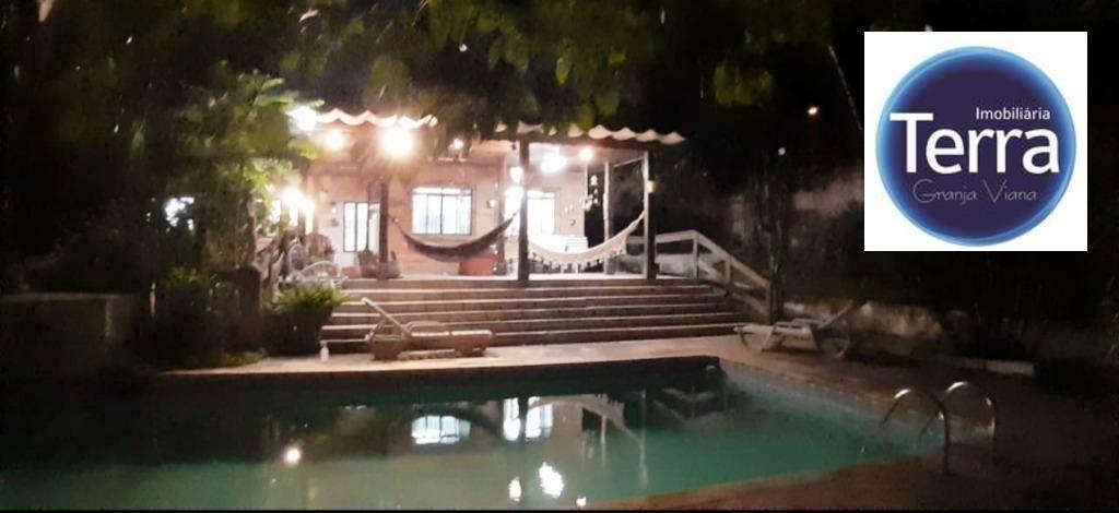 Casa  residencial à venda, Parque Frondoso, Granja Viana.