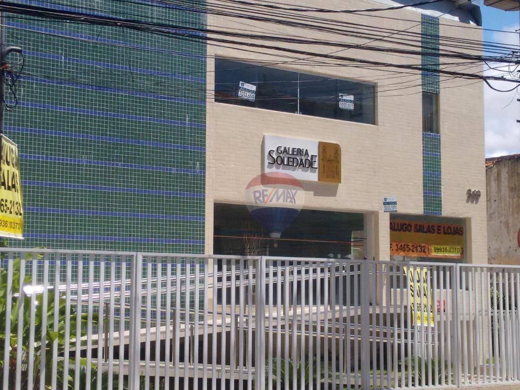 Boa Vista - Sala Comercial 10m² com garagem