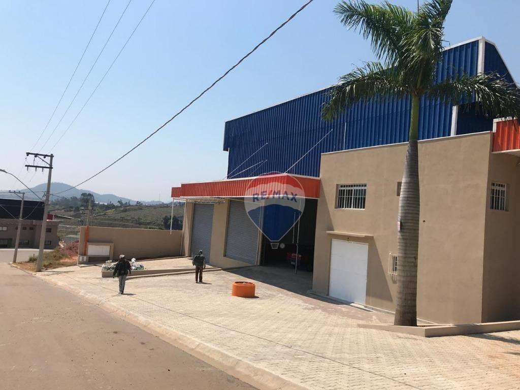 Galpão para alugar, 1200 m² por R$ 20.000/mês - Mato Dentro - Atibaia/SP