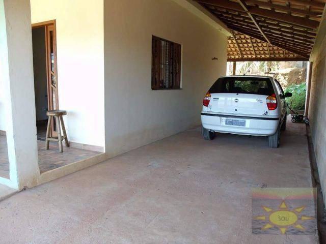 Casa 02 Quartos em Portal de Guarapari.