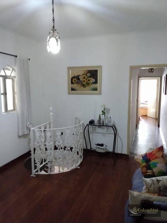 Sobrado com 3 dormitórios à venda, 119 m² por R$ 575.000,00 - Vila Claraval - São Bernardo do Campo/SP