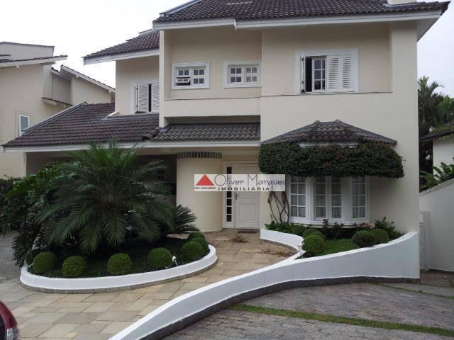 Sobrado à venda, 363 m² por R$ 1.500.000,00 - Residencial Dez (Alphaville) - Santana de Parnaíba/SP