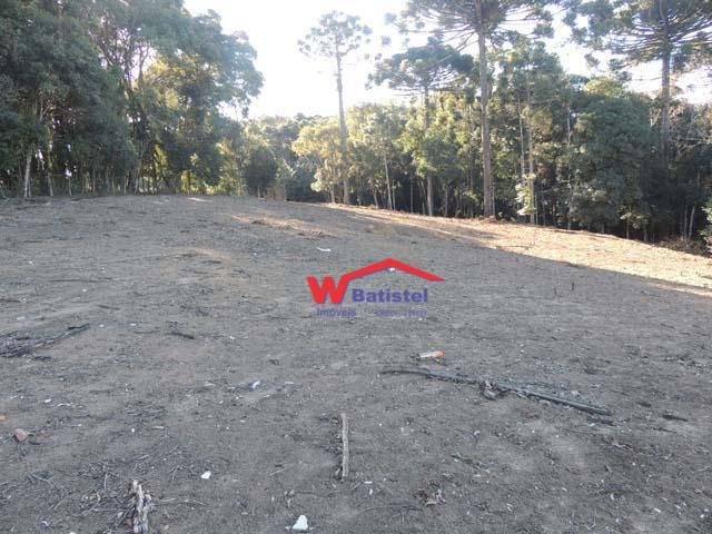Área à venda, 9284 m² - Rua Do Uirapuru nº 488 - Arruda - Colombo/PR