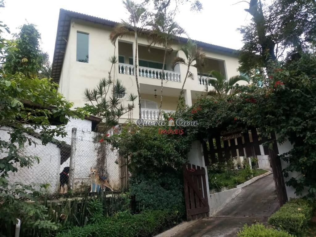 Chácara com 6 dormitórios à venda, 5000 m² por R$ 800.000 -