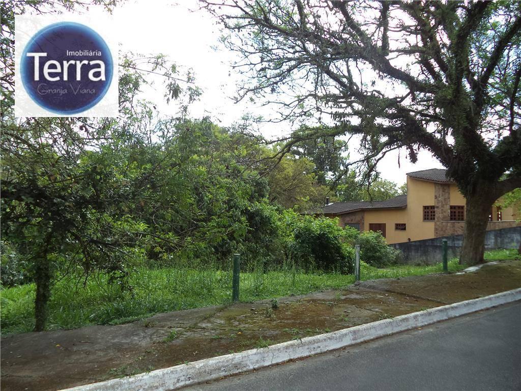 Terreno  residencial à venda, San Diego Park, Granja Viana.