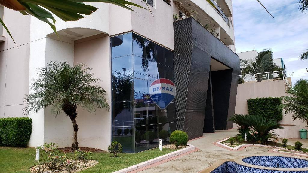 Apartamento com 3 dormitórios para alugar, 91 m² por R$ 2.500,00/mês - São João Bosco - Porto Velho/RO