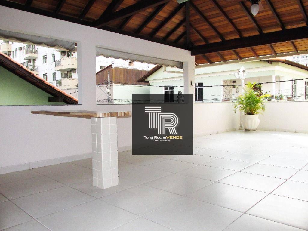 Casa com 3 dormitórios para alugar, 130 m² por R$ 3.200/mês - Icaraí - Niterói/RJ