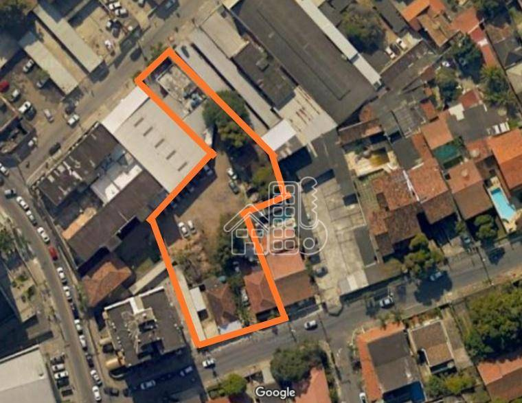 Área à venda, 2000 m² por R$ 5.500.000,00 - Centro - São Gonçalo/RJ