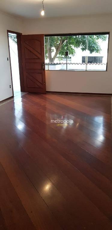 Sobrado com 4 dormitórios à venda, 250 m² por R$ 1.400.000,00 - Olímpico - São Caetano do Sul/SP