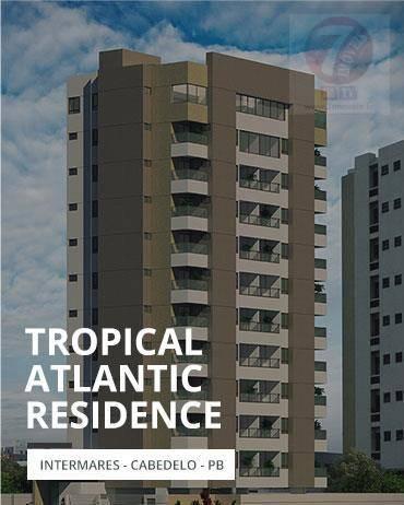 Apartamento Duplex residencial à venda, Intermares, Cabedelo