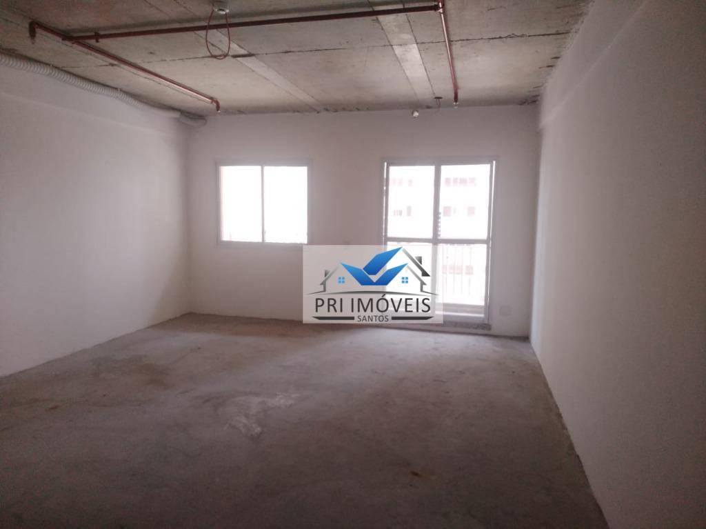 Sala à venda, 42 m² por R$ 96.000,00 - Vila Matias - Santos/SP