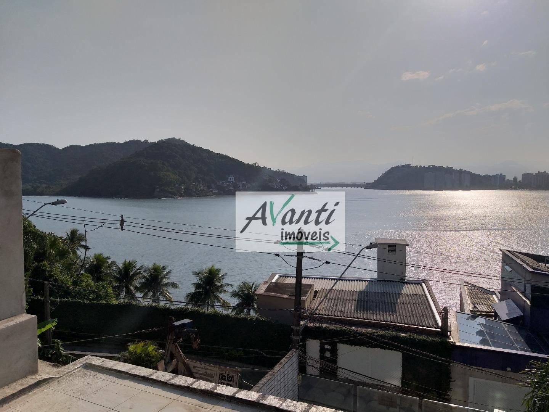 Casa com 4 dormitórios à venda, 240 m² por R$ 1.020.000,00 - Ilha Porchat - São Vicente/SP