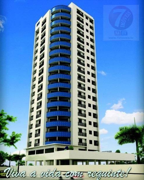 Apartamento residencial à venda, Bessa, João Pessoa - AP0051