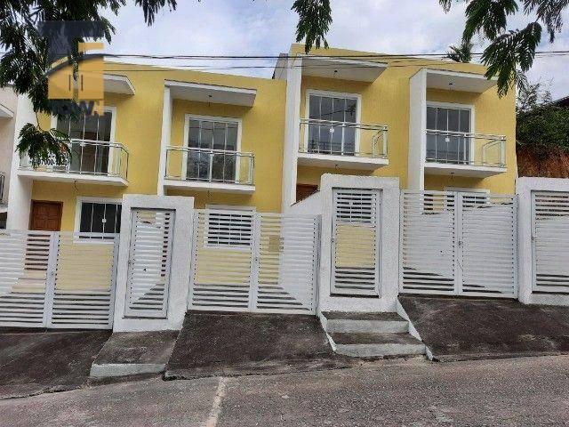 Casa com 2 dormitórios à venda por R$ 165.000,00 - Arsenal - São Gonçalo/RJ