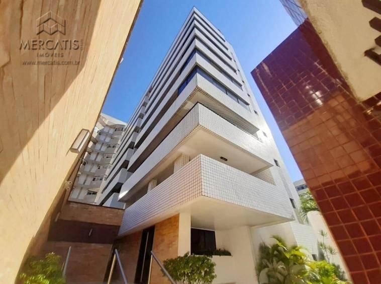 Apartamento à venda   Ed. Holanda Residence   Bairro Aldeota   Fortaleza (CE)