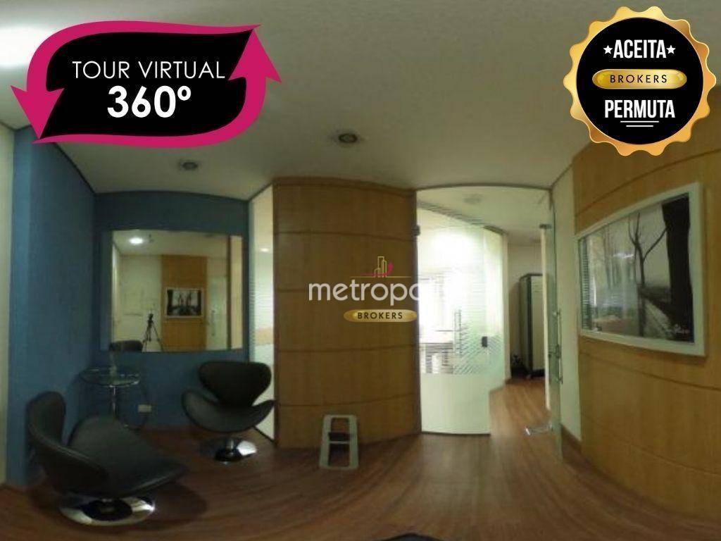 Sala à venda, 75 m² por R$ 620.000,00 - Santa Paula - São Caetano do Sul/SP