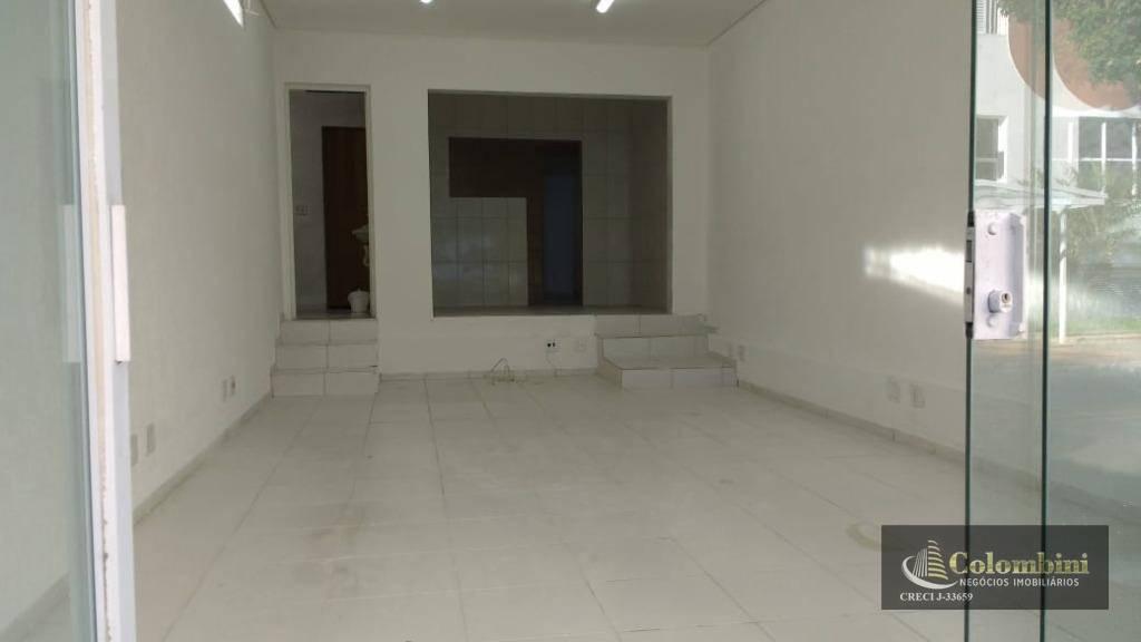 Salão, 92 m² - Santo Antônio - São Caetano do Sul/SP