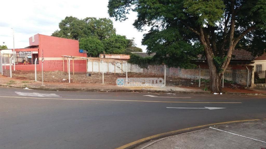Terreno à venda, 366 m² por R$ 485.000,00 - Califórnia - Londrina/PR