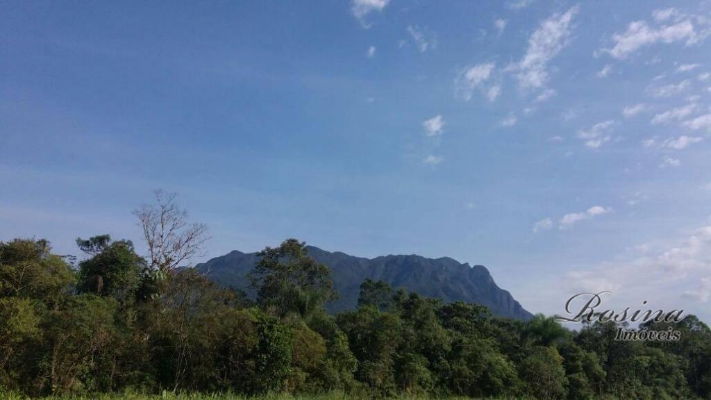 Linda Área rural medindo 10.000 m² localizada Ponte Alta, Morretes.