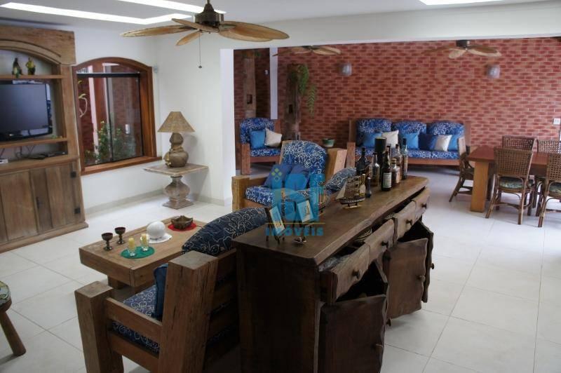 Sobrado à venda, 292 m² por R$ 1.800.000,00 - Jardim Virginia - Guarujá/SP